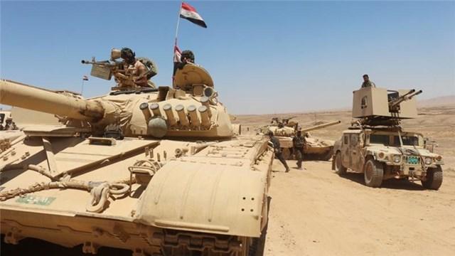 Iraq có thể tiến hành chiến dịch chống IS trên đất Syria