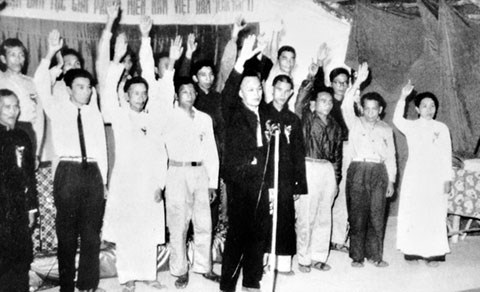 Mặt trận Dân tộc giải phóng miền Nam Việt Nam: Ngọn cờ tập hợp, đoàn kết  chống Mỹ cứu nước