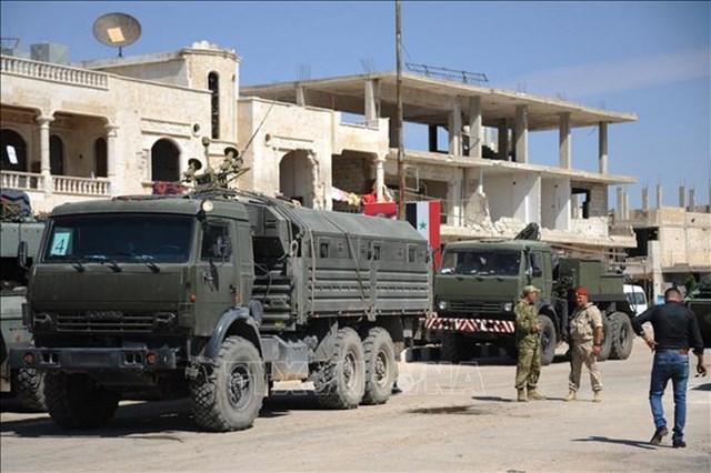 Nga không chấp thuận ngừng bắn với phiến quân tại Idlib