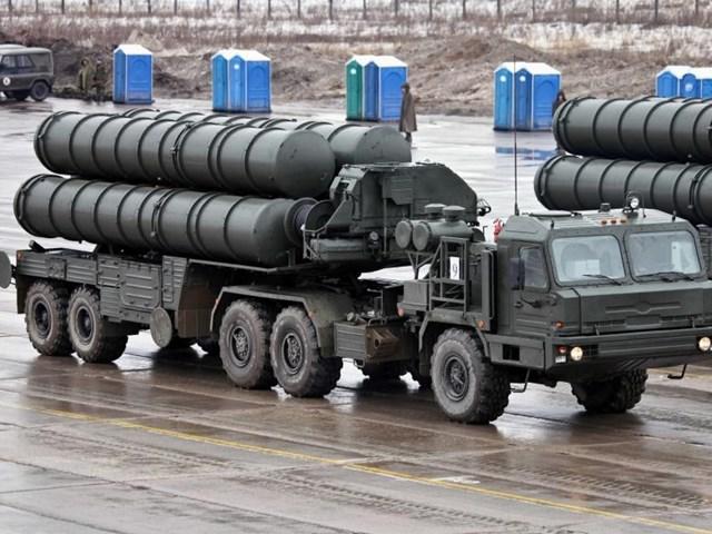 Nga sắp sản xuất hàng loạt hệ thống S-500
