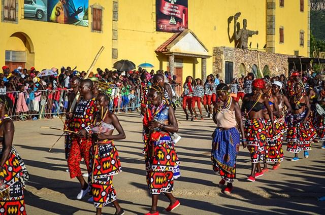 Đất nước Angola - 2