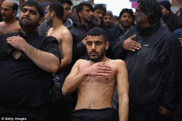 Iraq: Giẫm đạp tại đền Shiite, hơn 130 người thương vong