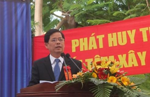 Xã Ninh Vân đón nhận danh hiệu Anh hùng Lực lượng vũ trang nhân dân
