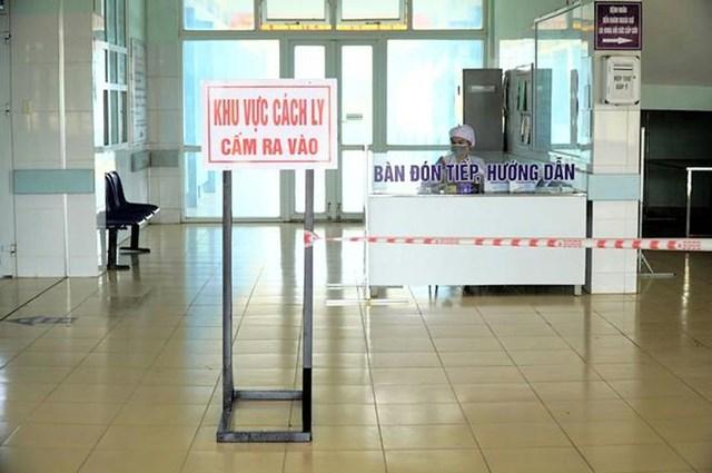 Người nước ngoài và người ngoài tỉnh tới Bình Định phải thực hiện cách ly tập trung