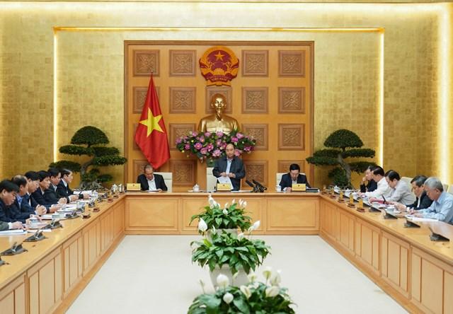 Thủ tướng họp gỡ vướng cho ngành đường sắt