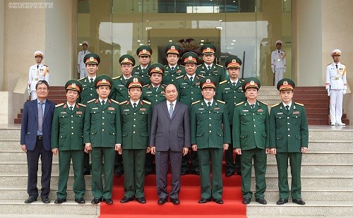 Thủ tướng: Binh chủng Tăng thiết giáp cần làm chủ phương tiện, trang thiết bị mới - 2