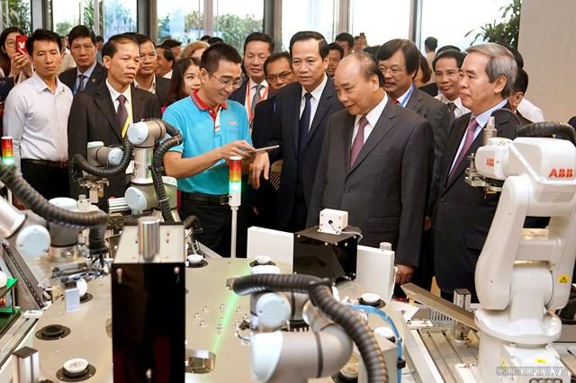 Thủ tướng chủ trì Diễn đàn quốc gia 'Nâng tầm kỹ năng lao động Việt Nam'