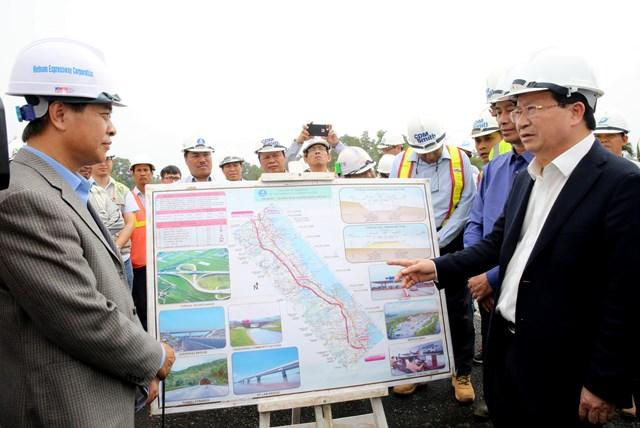 Đấu thầu công khai lựa chọn nhà đầu tư tuyến cao tốc Bắc – Nam