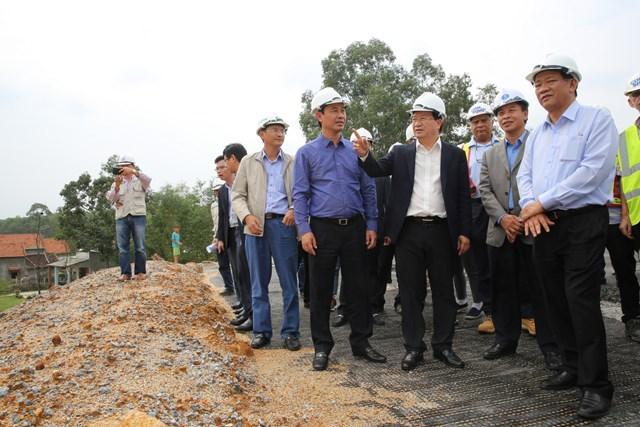Đấu thầu công khai lựa chọn nhà đầu tư tuyến cao tốc Bắc – Nam - 1