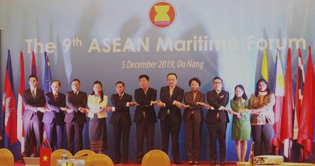 Đà Nẵng: Khai mạc Diễn đàn Biển ASEAN lần thứ 9