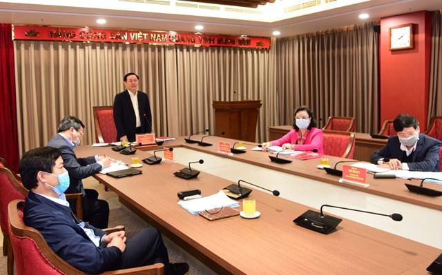 Bí thư Thành ủy Hà Nội: Báo chí cần đổi mới, sáng tạo, phản ánh kịp thời
