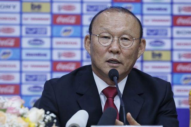 HLV Park Hang Seo: 'Tôi có tình yêu chân thành với bóng đá Việt Nam'
