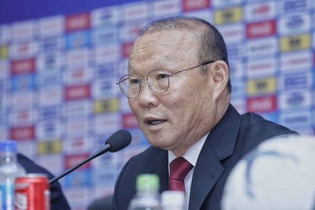 HLV Park Hang Seo: 'Tôi có tình yêu chân thành với bóng đá Việt Nam' - 1