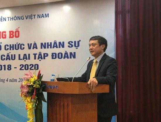 VNPT bổ nhiệm hàng loạt lãnh đạo cấp cao, tuyên bố thành lập VNPT IT - 1