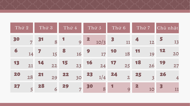 Người lao động sẽ được nghỉ 4 ngày liên tiếp dịp lễ 30-4, 1-5