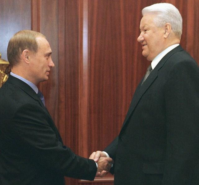 20 năm cầm quyền của Tổng thống Putin - 1