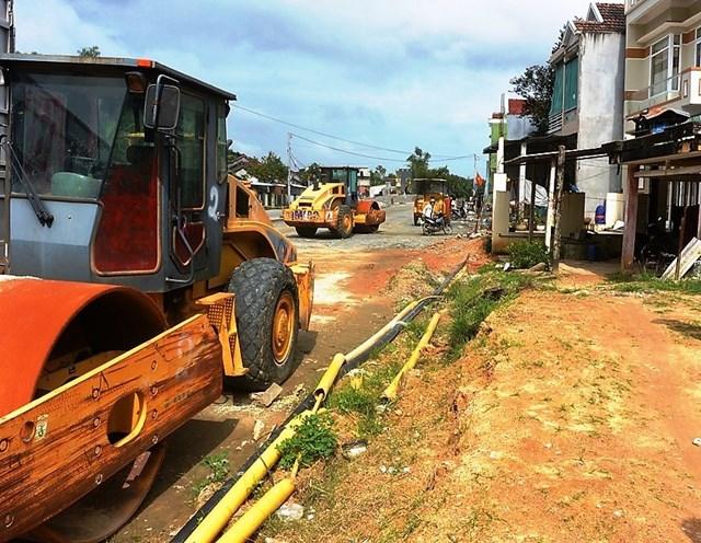 Quảng Ngãi: Nỗ lực hoàn thành dự án nâng cấp Quốc lộ 1A