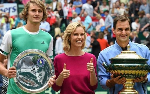 Alexander Zverev: 'Không ai hoàn hảo, trừ Federer'