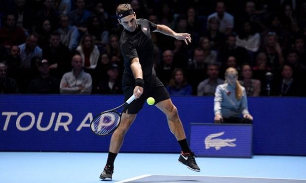 Rafael Nadal 'nếm trái đắng' ngay trận ra quân ATP Finals 2019 - 2