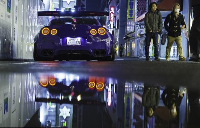 'Săn' siêu xe về đêm ở Tokyo - một góc khác của người Nhật - 1