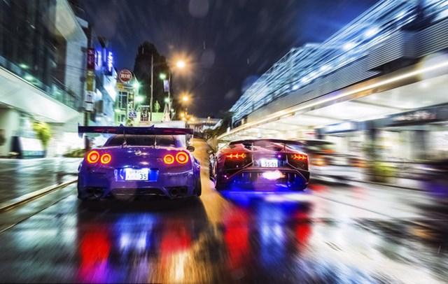 'Săn' siêu xe về đêm ở Tokyo - một góc khác của người Nhật - 4
