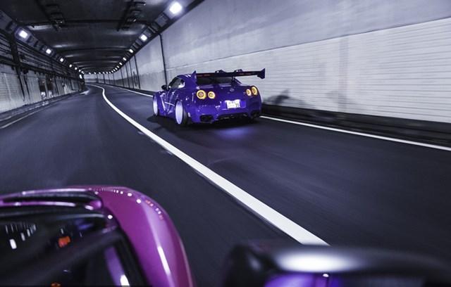 'Săn' siêu xe về đêm ở Tokyo - một góc khác của người Nhật - 6