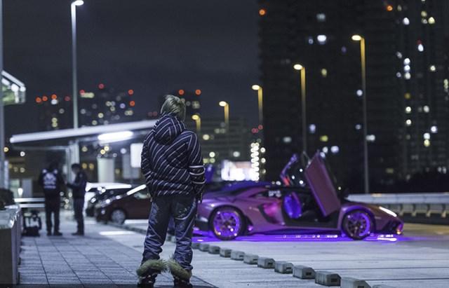 'Săn' siêu xe về đêm ở Tokyo - một góc khác của người Nhật - 7