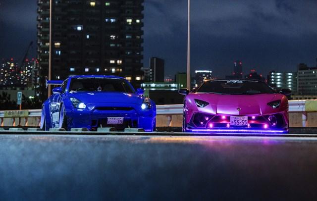 'Săn' siêu xe về đêm ở Tokyo - một góc khác của người Nhật - 9