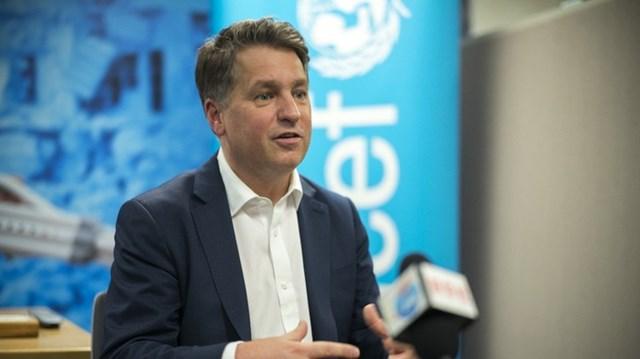 Phó Giám đốc UNICEF từ chức vì hành vi không phù hợp với nữ nhân viên