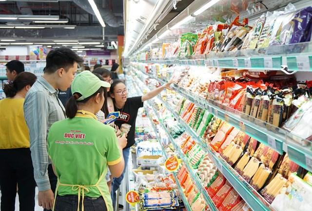 Việt Trì (Phú Thọ): Người tiêu dùng ngày càng tin hàng Việt