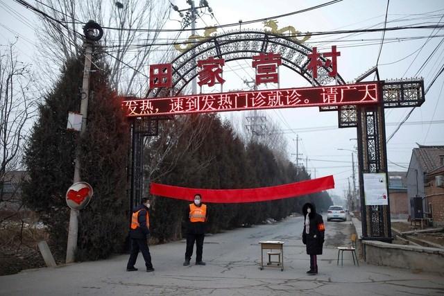 Những ngôi làng Trung Quốc 'nội bất xuất, ngoại bất nhập' vì virus corona