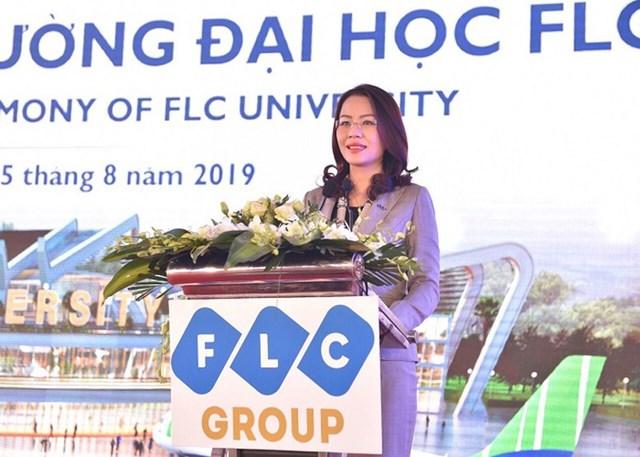 Tập đoàn FLC khởi công Đô thị Đại học quy mô hơn 700 ha tại Quảng Ninh - 4
