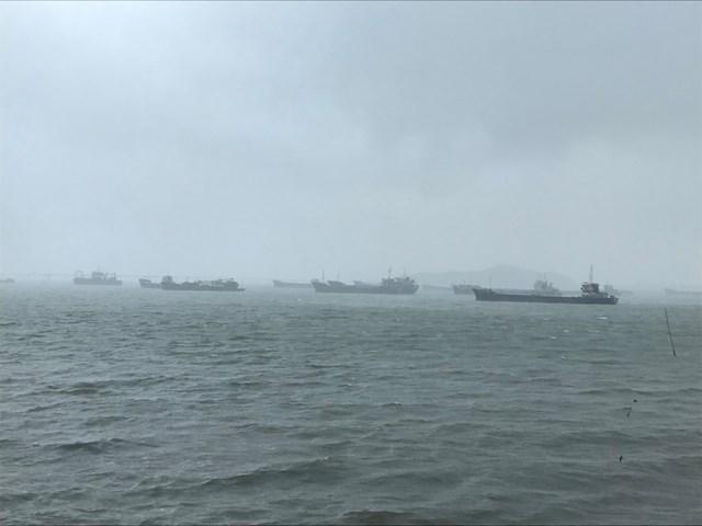 Bình Định, Phú Yên, Khánh Hòađã cơ bản hoàn tất công tác ứng phó bão số 6 - 1