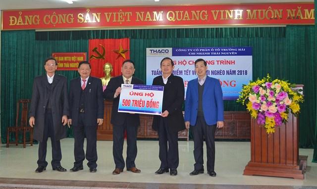 Thaco hỗ trợ 25 tỷ đồng để người nghèo đón Tết - 3