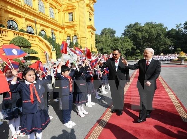 Lan tỏa tinh thần của Năm đoàn kết, hữu nghị Việt Nam-Lào - 2