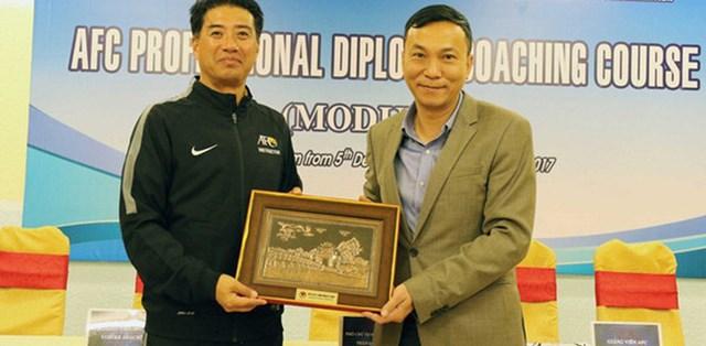 Bóng đá Việt Nam sẽ có Giám đốc kỹ thuật người Nhật?