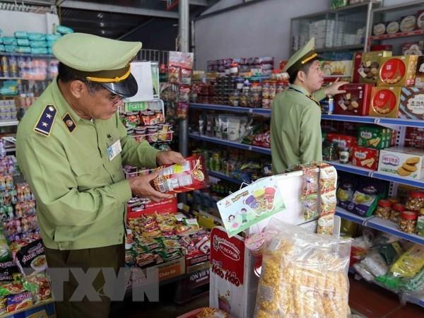 HĐND thành phố Hà Nội tổ chức phiên giải trình về an toàn thực phẩm - 1