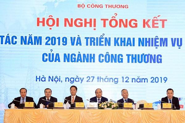 Thủ tướng nhấn mạnh 3 mục tiêu, lưu ý 5 vấn đề với ngành công thương - 1