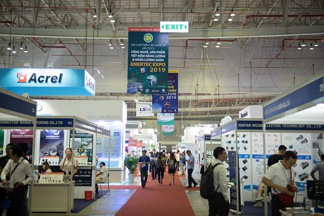 Vietnam ETE 2020: Hướng đến nguồn năng lượng xanh trong tương lai