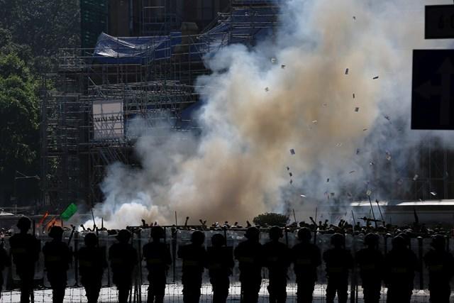 TP HCM huy động 4.000 người diễn tập chống khủng bố, gây rối trật tự