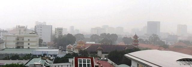 TP Hồ Chí Minh: Xác định 'thủ phạm' gây ô nhiễm không khí