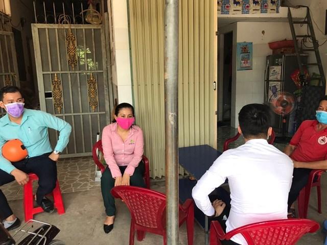 Thuận An, Bình Dương: Thực hiện tốt công tác phòng, chống dịch Covid-19