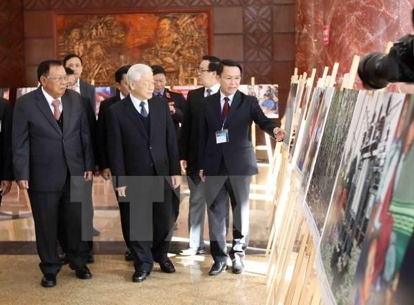 Lan tỏa tinh thần của Năm đoàn kết, hữu nghị Việt Nam-Lào - 1