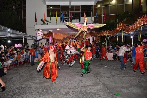 Quảng Nam: Niềm vui Trung thu của trẻ em Làng Hòa Bình - 1