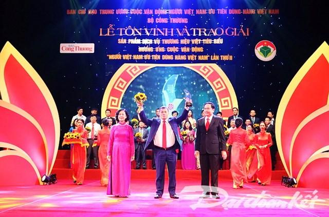 Hàng Việt Nam chinh phục người tiêu dùng Việt Nam - 1