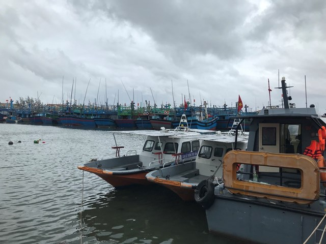 Bình Định, Phú Yên, Khánh Hòađã cơ bản hoàn tất công tác ứng phó bão số 6