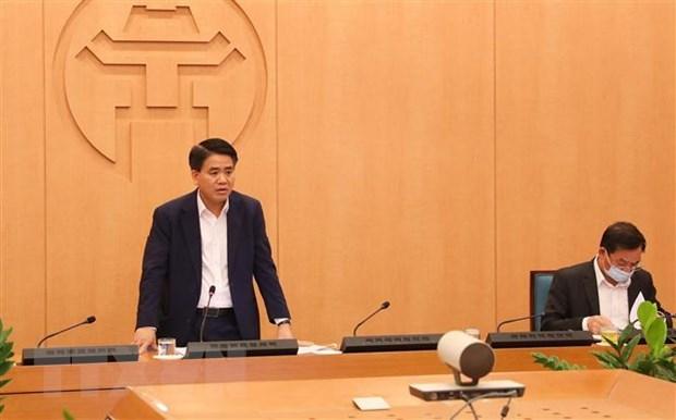 Hà Nội hỗ trợ doanh nghiệp, nhân dân ổn định đời sống và sản xuất