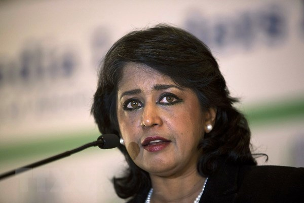 Nữ Tổng thống Mauritius bị cáo buộc dùng tiền từ thiện mua nữ trang