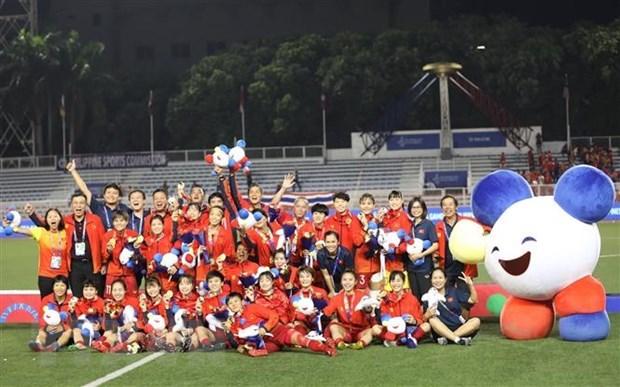 Đội tuyển nữ Việt Nam từ chối nhận quà từ Công ty Đức Giang