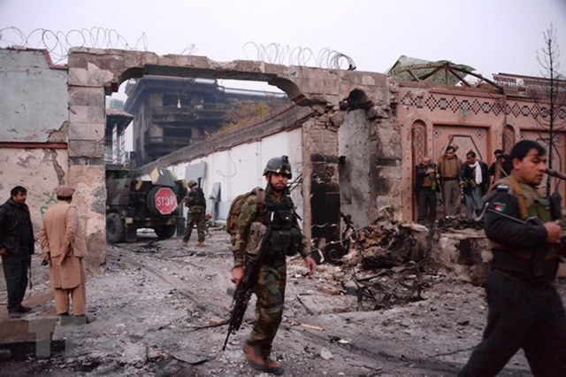 Afghanistan: Đánh bom liều chết gần trụ sở cơ quan tình báo ở Kabul